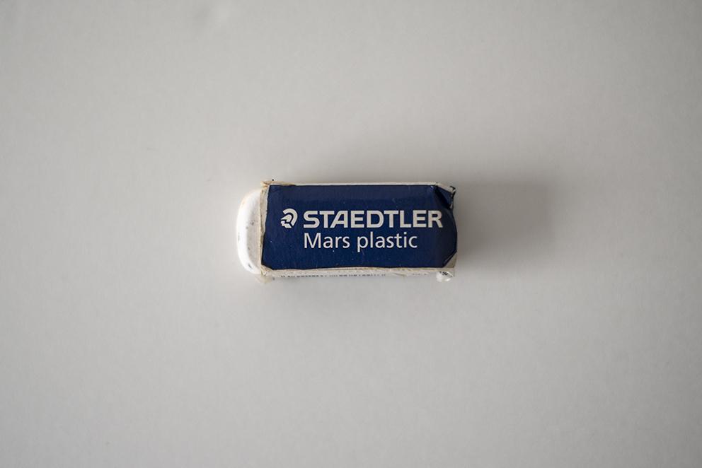 ステッドラー消しゴムはプロフェッショナルユーザーのリピート率が本物の証・消しやすさやもGood