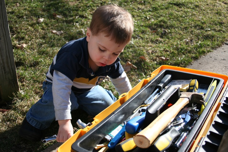 工具の選び方とそろえ方①ツールボックス