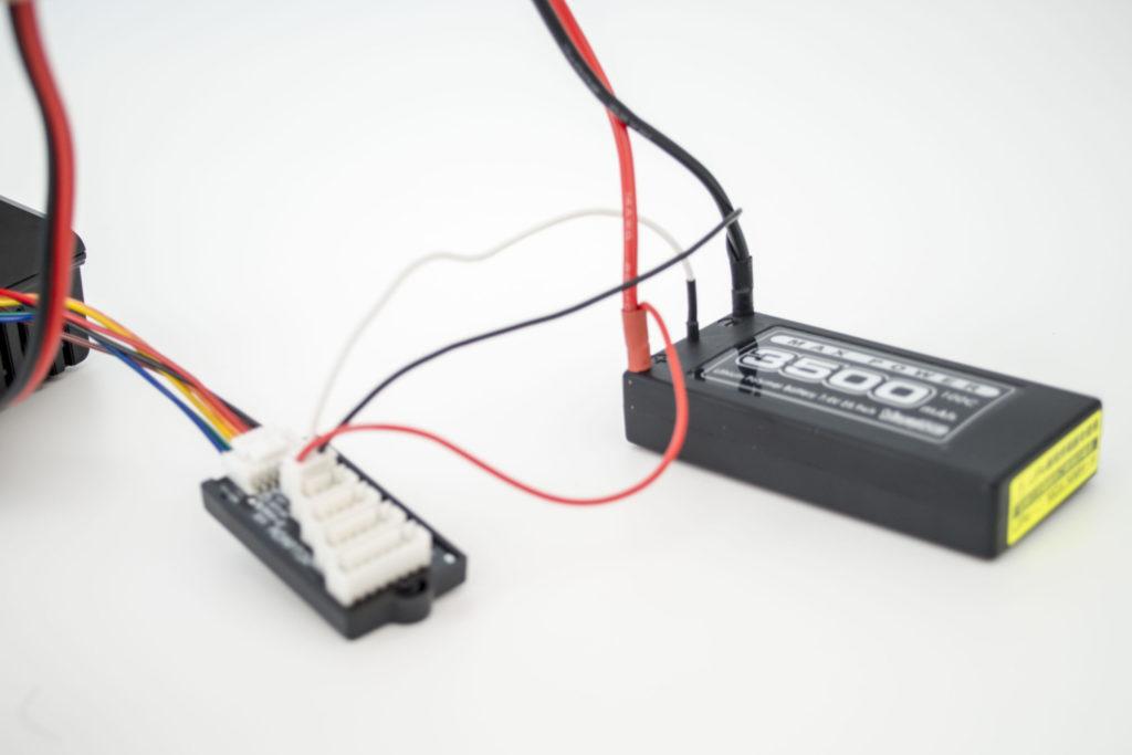 ラジコン用Li-Po(リポ)バッテリー充電の超基本