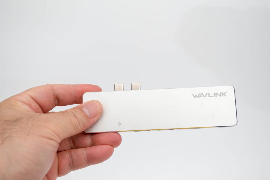 MacBook ProのUSB-CハブはWavlinkで端子不足を解消