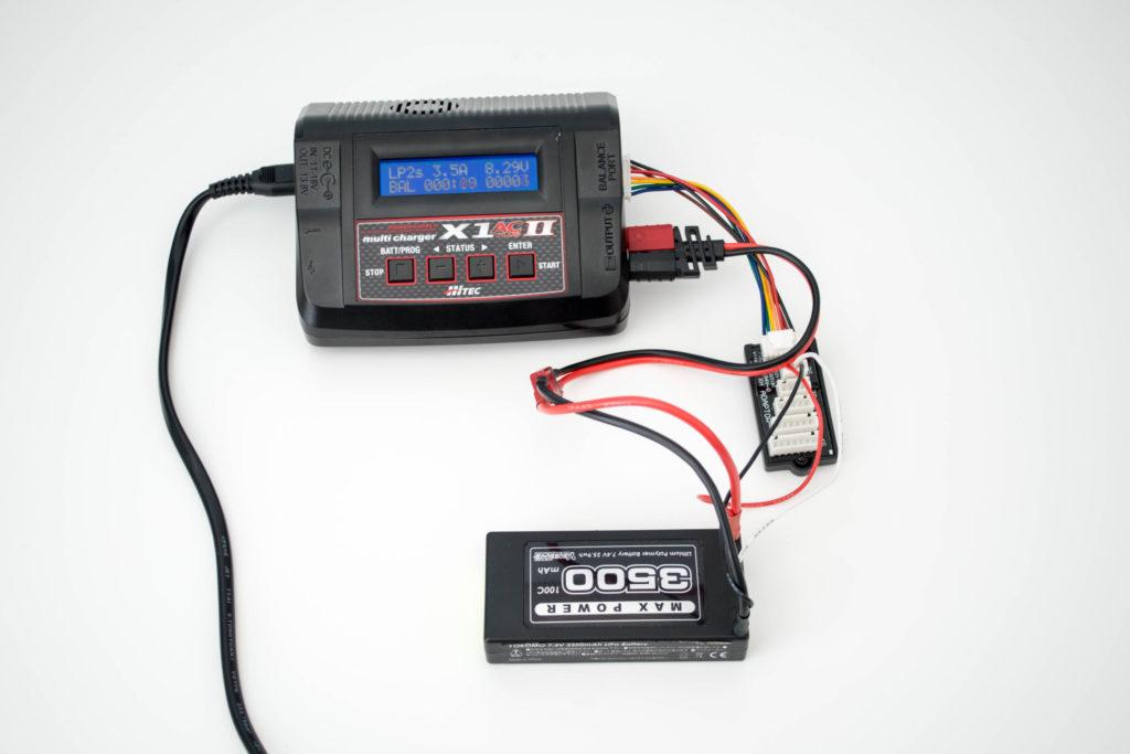 ラジコン用Li-Poバッテリー取扱の超基本