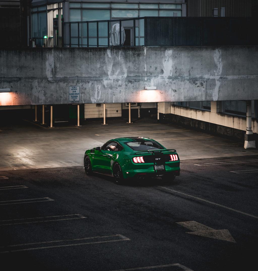 TAMIYAフォード マスタングGT4から考えるアメリカン・マッスルカーと映画