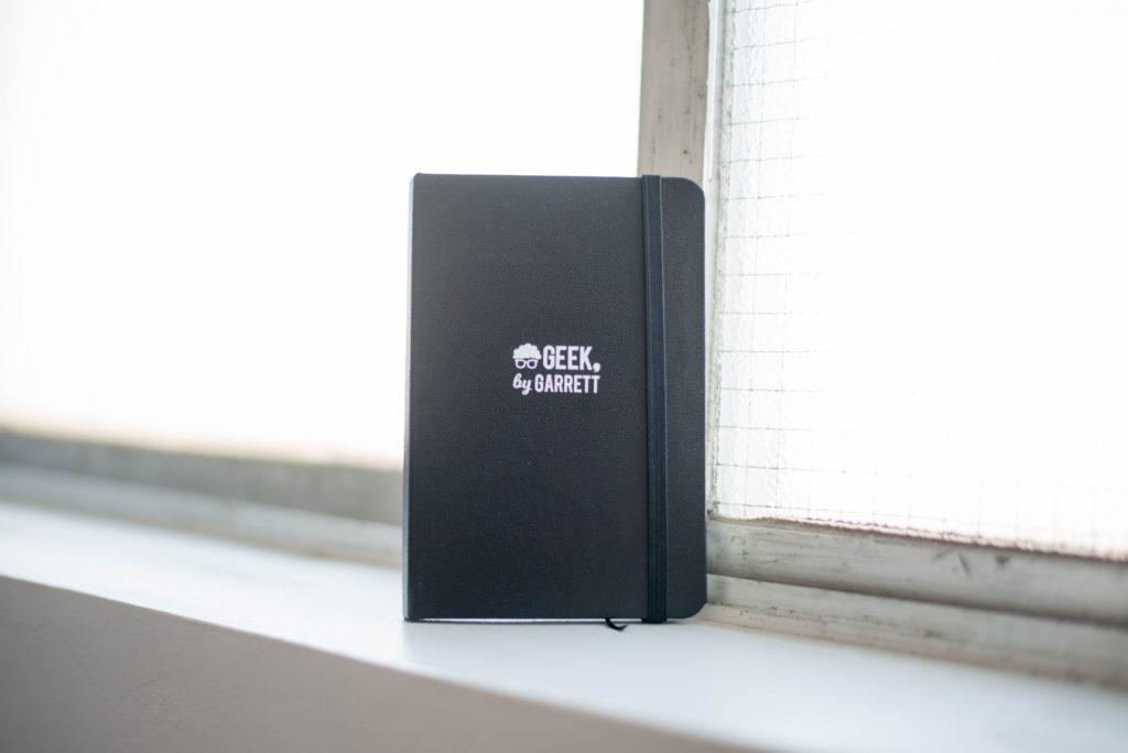 【100均DIY】ダイソーのシンプルな手帳をアレンジしてオリジナル手帳を簡単に自作