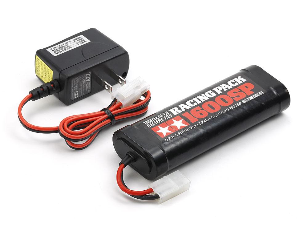 バッテリーの充電は種類に合わせた設定が必要なんです