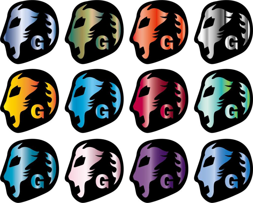 イラストレーター:グラデーションの基本を知る・色の変え方や透明にする方法